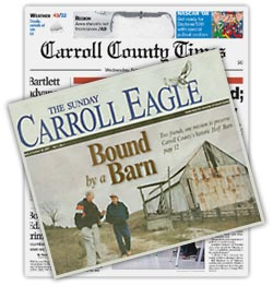Carroll County Times papers