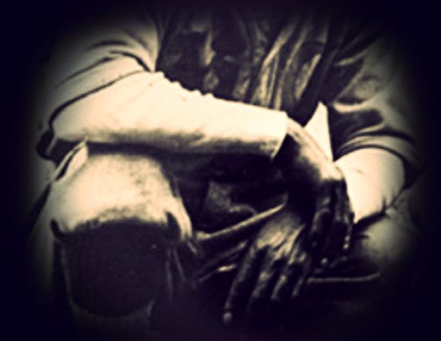 Hands of Jose Mendez ca. 1920.