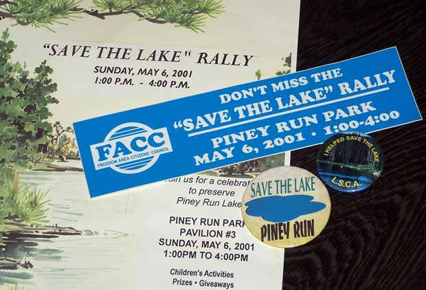 Save the Lake collection